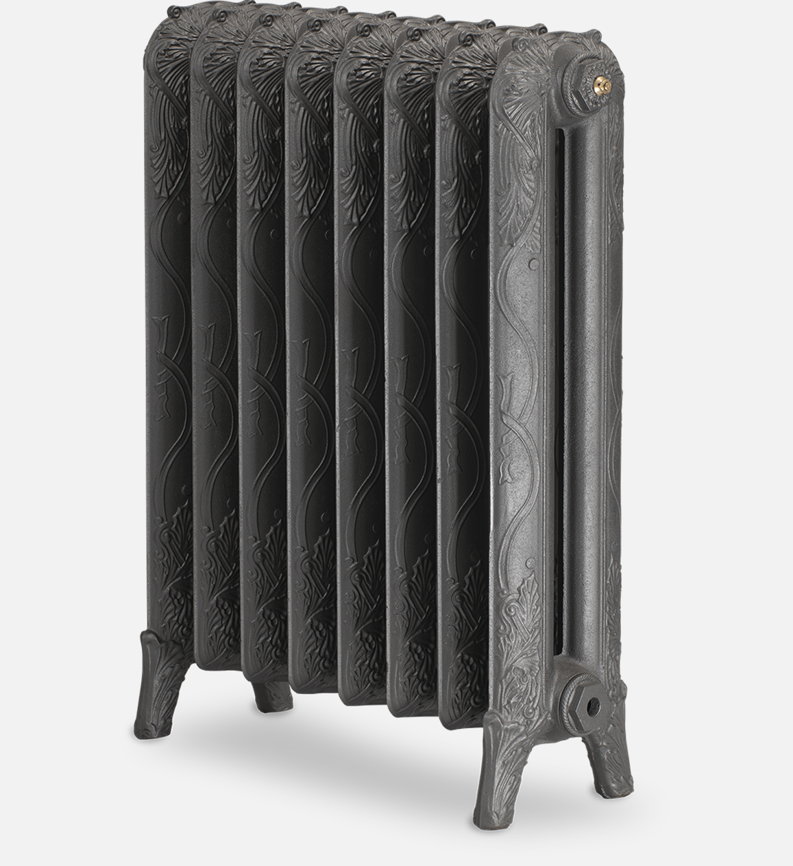 Paladin Piccadilly Ribbon Pattern Cast Radiator